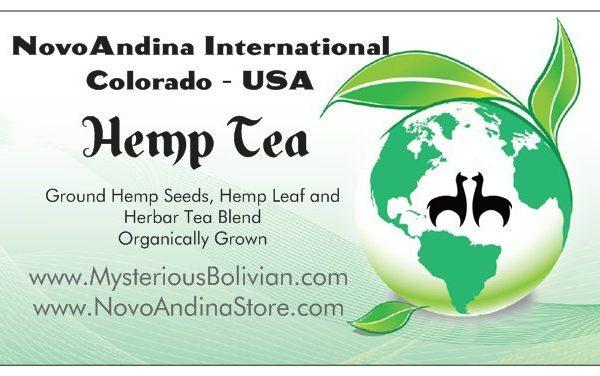 Mild Rose Hemp - CBD Tea 100 grams
