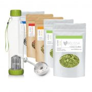 The All In One Belissa Package + Brewing Cup - Detox, Slim, Balance, Serenity